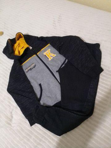 Lote roupas menino Tam 8 - Foto 2