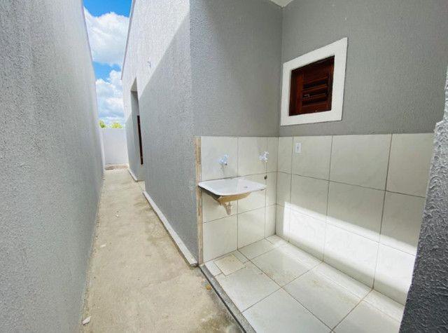 Casas Novas, Ancuri, 80m2, 2 Qtos, Chuveirão e 2 Vagas - Foto 9