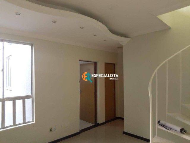 Cobertura com 2 dormitórios à venda, 42 m² por R$ 185.000,00 - Asteca (São Benedito) - San