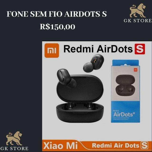Fone redmi Airdots PROMOÇÃO 125$