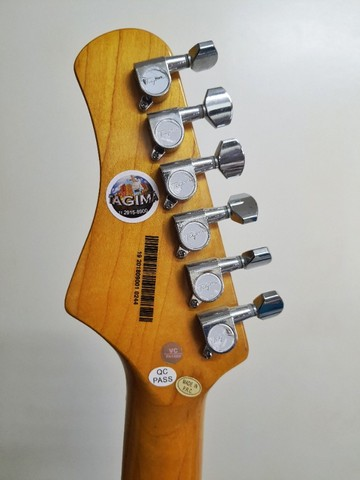 Guitarra Stratocaster Tagima TG530 Woodstock series - Foto 6