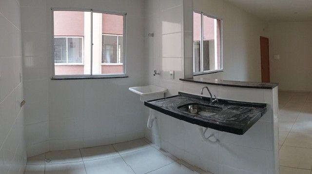 Apartamento para alugar com 2 dormitórios em Moinhos, Conselheiro lafaiete cod:8726 - Foto 12