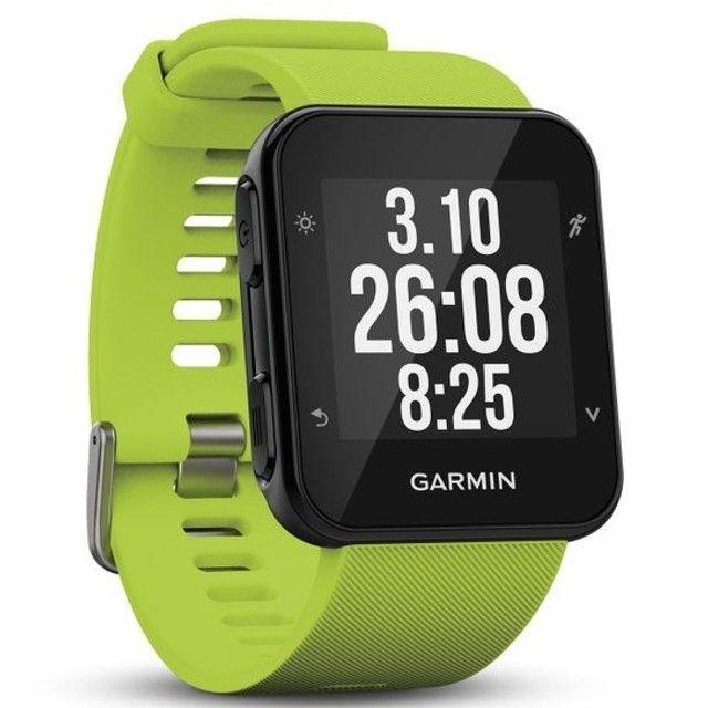 Garmin Forerunner 35 Gps Relógio Monitor Cardíaco - Foto 2