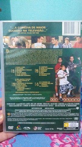 DVD 3 TEMPORADA COMPLETA DOIS HOMENS E MEIO (TWO AND A HALF MEN) - Foto 2