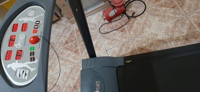 Esteira eletrônica Dreams Fitness Dobrável  - Foto 2