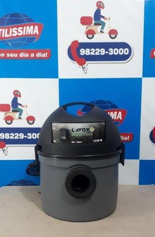 Aspirador De Pó E líquidos Lavor Compact  - Foto 2