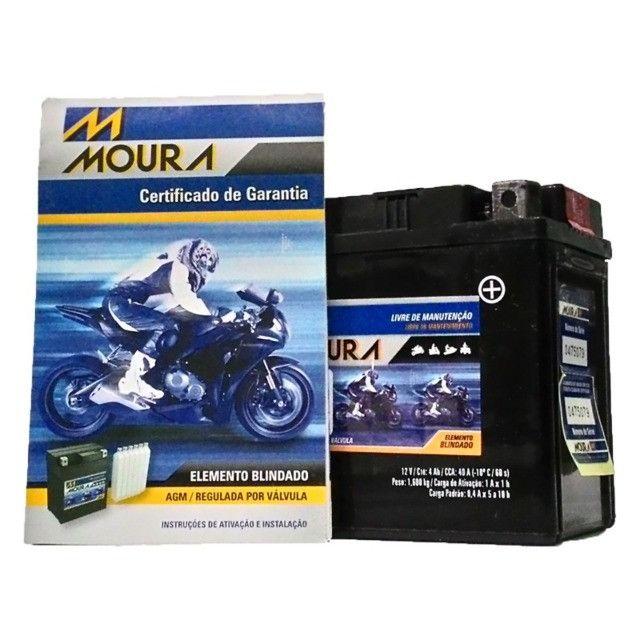 Bateria moura para motos f800gs comet gt até 10x sem juros  entregamos em todo rio