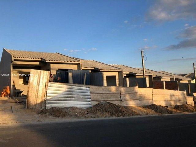 Casa para Venda em Ponta Grossa, Vila Hilgemberg, 2 dormitórios, 1 banheiro, 2 vagas - Foto 6