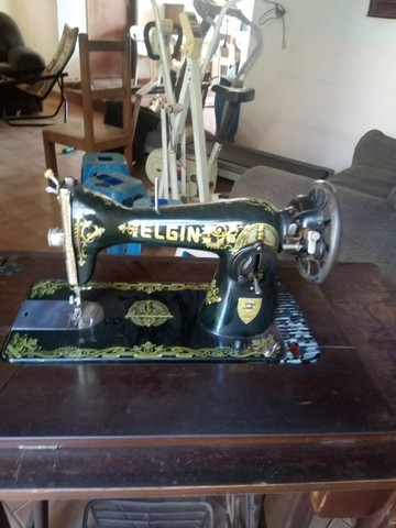 Máquina de costura Elgin - Foto 3