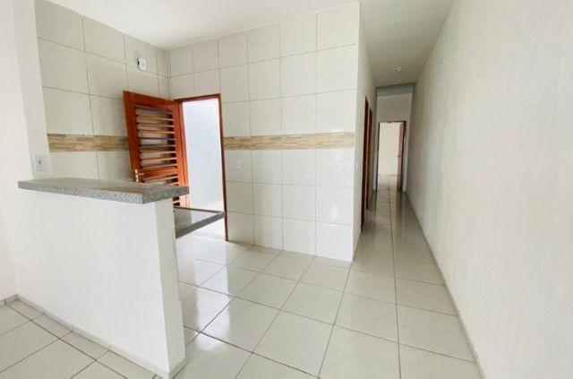 Casas Novas, Ancuri, 80m2, 2 Qtos, Chuveirão e 2 Vagas - Foto 4