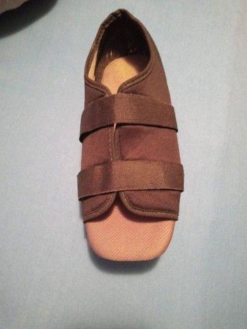 Sandália pós cirurgia