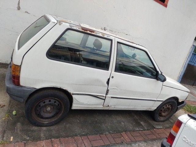 Fiat uno Mille smart sem cabeçote do motor