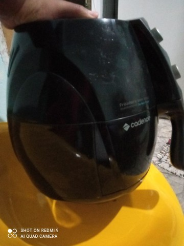 Fritadeira elétrica troco por microondas - Foto 3