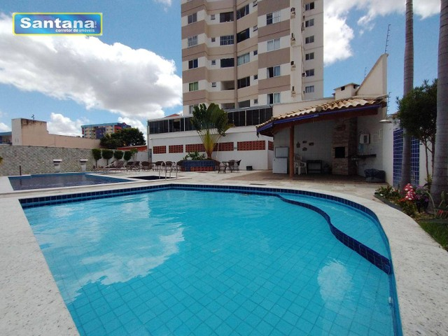 Apartamento com 3 dormitórios à venda, 85 m² por R$ 330.000,00 - Centro - Caldas Novas/GO - Foto 2