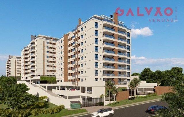 Apartamento à venda com 2 dormitórios em Bacacheri, Curitiba cod:41776