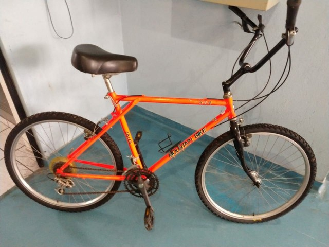 Caloi Moutain bike ATN antiga raridade - Foto 2
