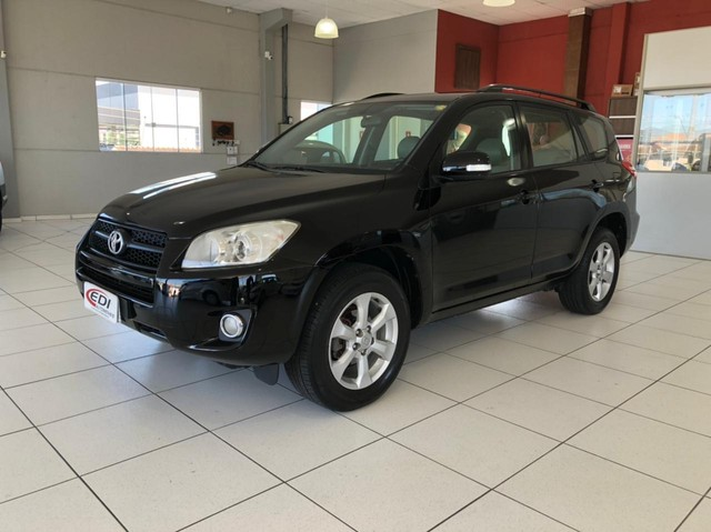 Toyota Rav4 2.4 16v Aut 4x2 2011/2011 - Oportunidade