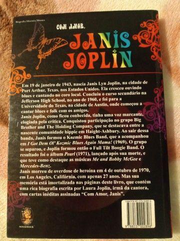 Com amor, Janis Joplin - Laura Joplin - Foto 2