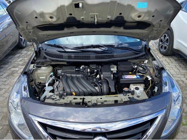 Nissan Versa 1.6 16V FLEXSTART SL 4P XTRONIC - Foto 8