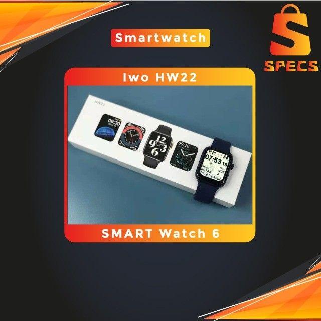 Smartwatch Iwo HW22 de 44mm - Foto 4