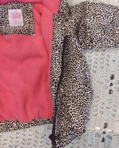 Jaqueta infantil feminina  - Foto 5