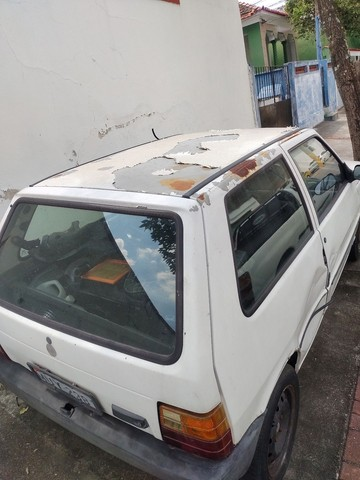 Fiat uno Mille smart sem cabeçote do motor - Foto 6