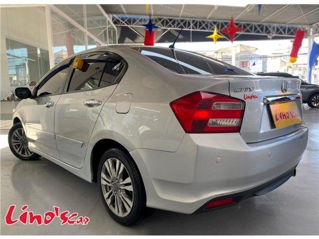 Honda City 2014 1.5 ex 16v flex 4p automático - Foto 11