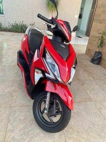 Honda Elite 125cc , 21/21 , 1000km =zero!