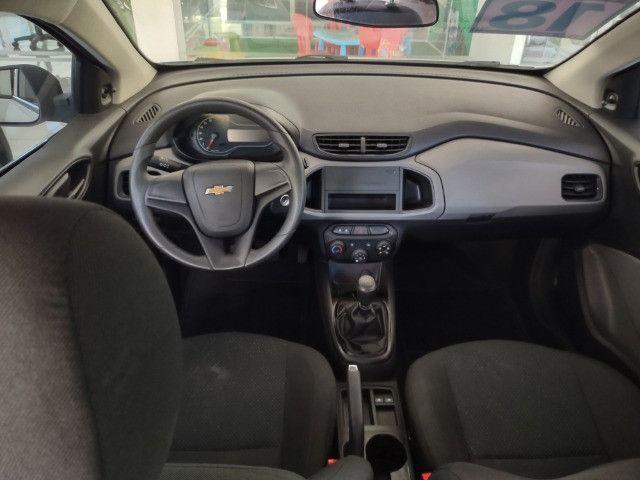 Chevrolet Onix Joy 1.0 !!!!! IPVA 2021 pago - Foto 6