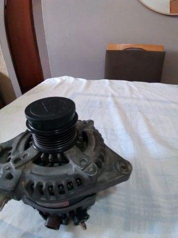 Alternador corolla XEI  2011 2.0 - Foto 2