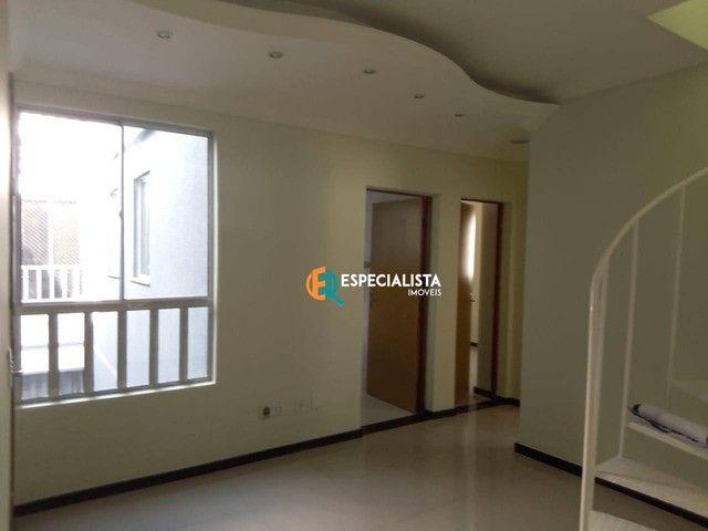 Cobertura com 2 dormitórios à venda, 42 m² por R$ 185.000,00 - Asteca (São Benedito) - San - Foto 4