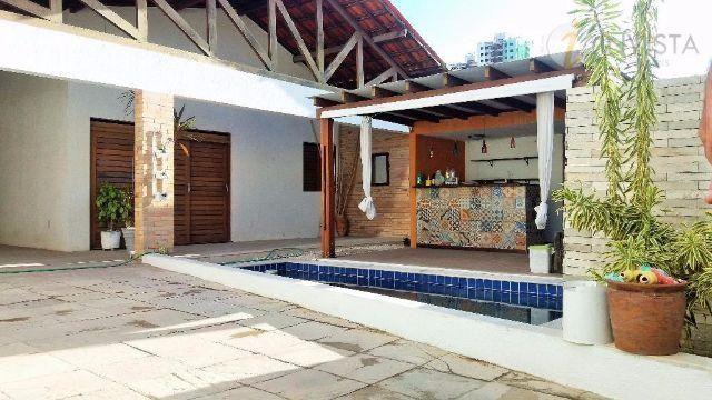 Casa no bessa 3 suites,piscina, área gourmet