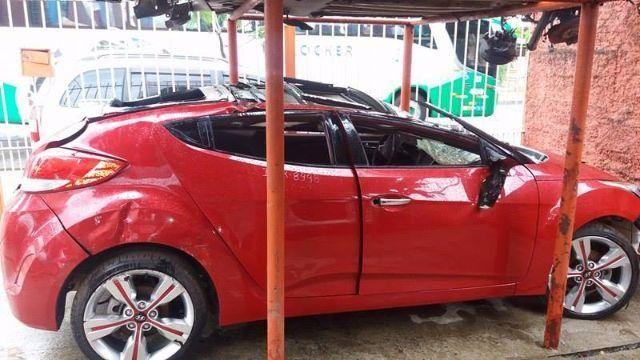 Peças usadas Veloster 20122013 automático 1.6 16v gasolina - Foto 2