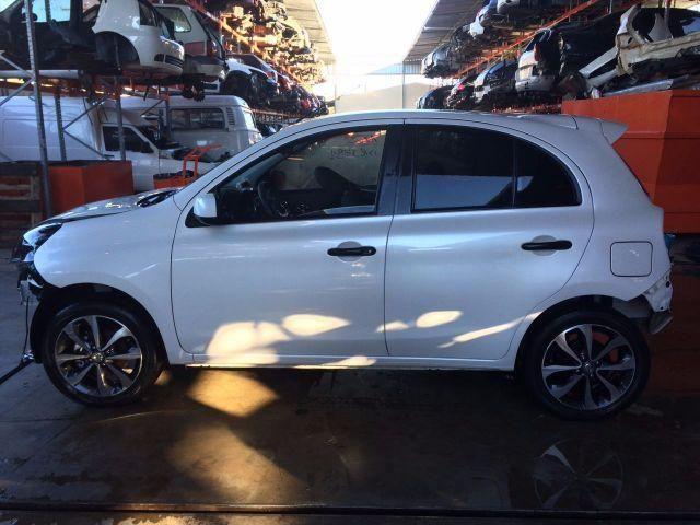Peças usadas Nissan March 1.6 16v flex 111cv câmbio manual - Foto 3