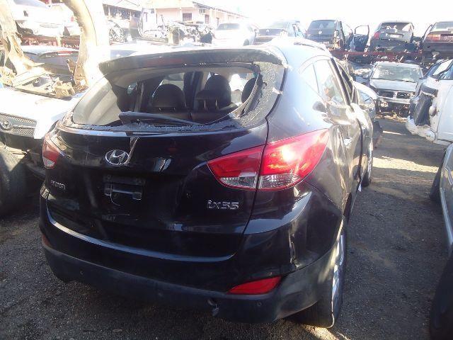 Peças usadas IX35 2011 2.0 gasolina aut
