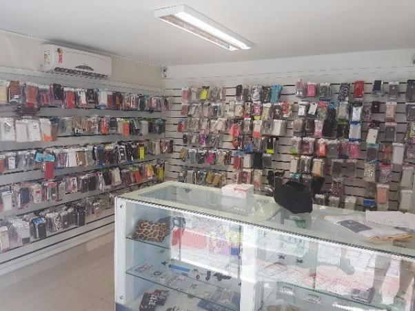 Loja de acessórios de celular e assistência