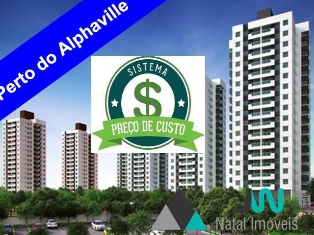 Apartamento com 3 quartos, 80m² - Parcelamento direto com construtora e preço de custo.