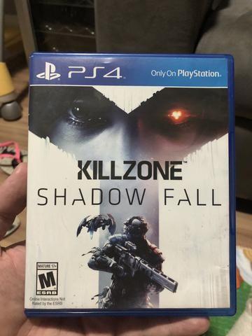 Jogo PS4 Killzone Shadow Fall