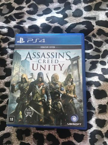 Vendo Assassin?S Creed Unity PS4