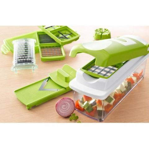 Cortador Fatiador Legumes, Verduras E Frutas - Foto 3