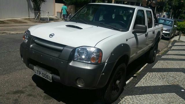 Frontier 2004 diesel 4x4 2017 vistoriado