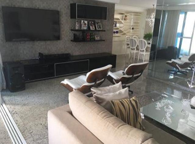 Apartamento 4/4 | Loteamento Aquárius | 195m² | Fino acabamento | Nascente Total |