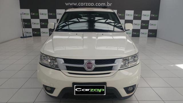 FIAT FREEMONT 2012/2012 2.4 EMOTION 16V GASOLINA 4P AUTOMÁTICO