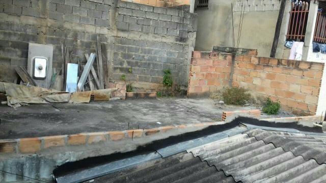 Área para construção de barraco
