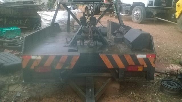 Plataforma para camioneta ou caminhäo