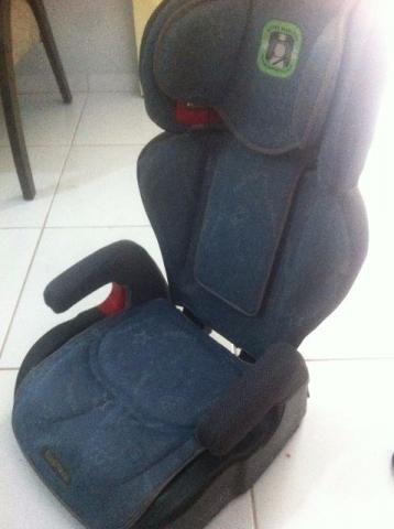 Assento protege 15 a 36kg com apoio auto reclinavel NEGOCIAMOS O PRECO
