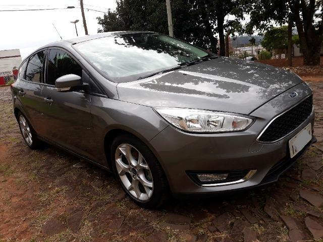 Ford Focus 1.6 SE Plus Flex 2016