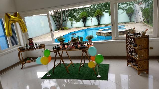 Espaço eventos salão de festas chácara com piscina Sao Bernardo do campo, casamentos - Foto 18