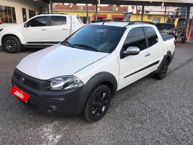 Fiat Strada Working Flex Cabine dupla 2014/2015