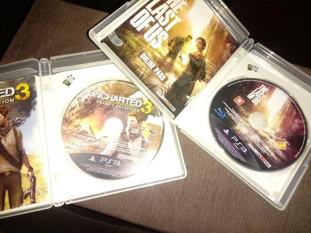 Jogos de PS3 RS50 cada (em perfeito estado) - Foto 2